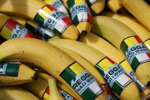 Grafika wpisu Festiwalowe banany w towarzystwie afrykańskich bębnów powracają na ulice Gorzowa.