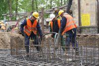 Amfiteatr w Gorzowie w przebudowie