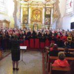 Chór Cantabile na VIII Ogólnopolskim Festiwalu Muzyki Chóralnej, Sława 2019