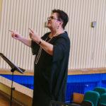 Jadwiga Kos z Chór Cantabile na Międzynarodowych Muzycznych Zmaganiach Seniorów, Szczecin 2019