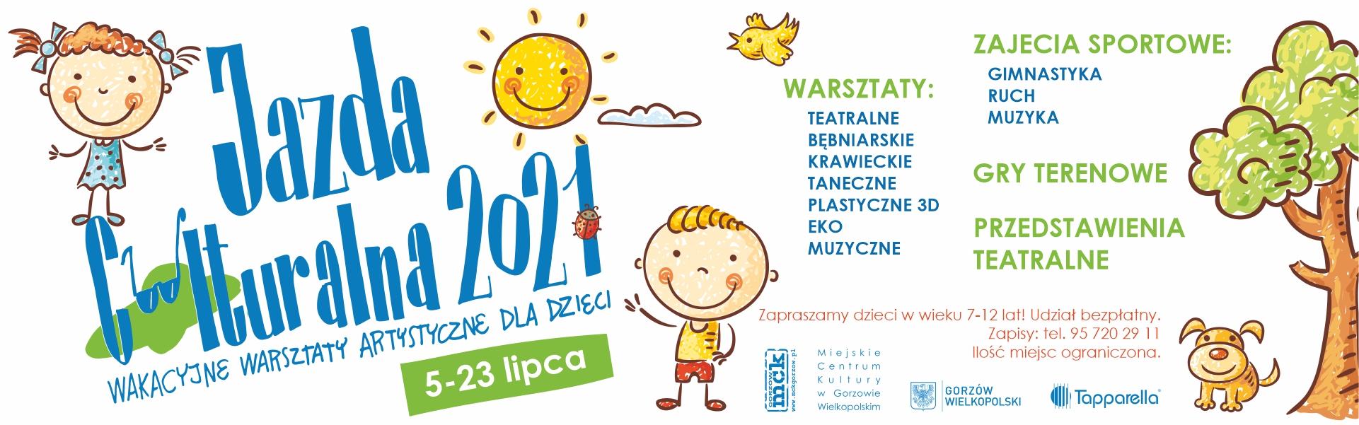 2021 Jazda Coolturalna baner www