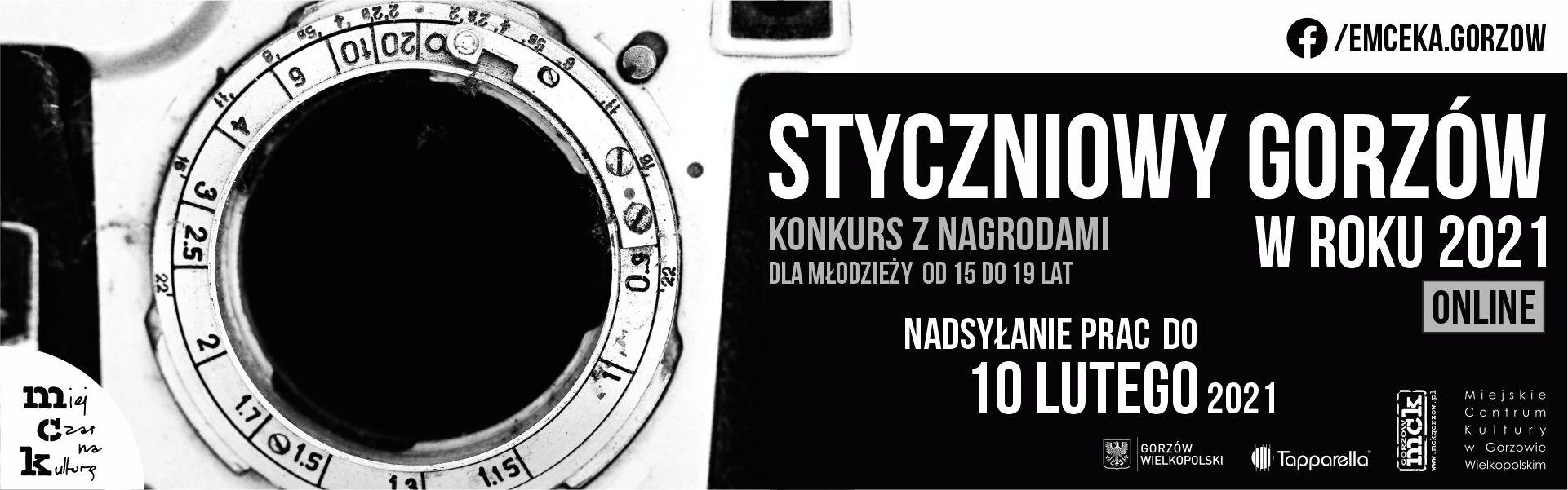 baner strona MCK konkurs styczniowy Gorzów