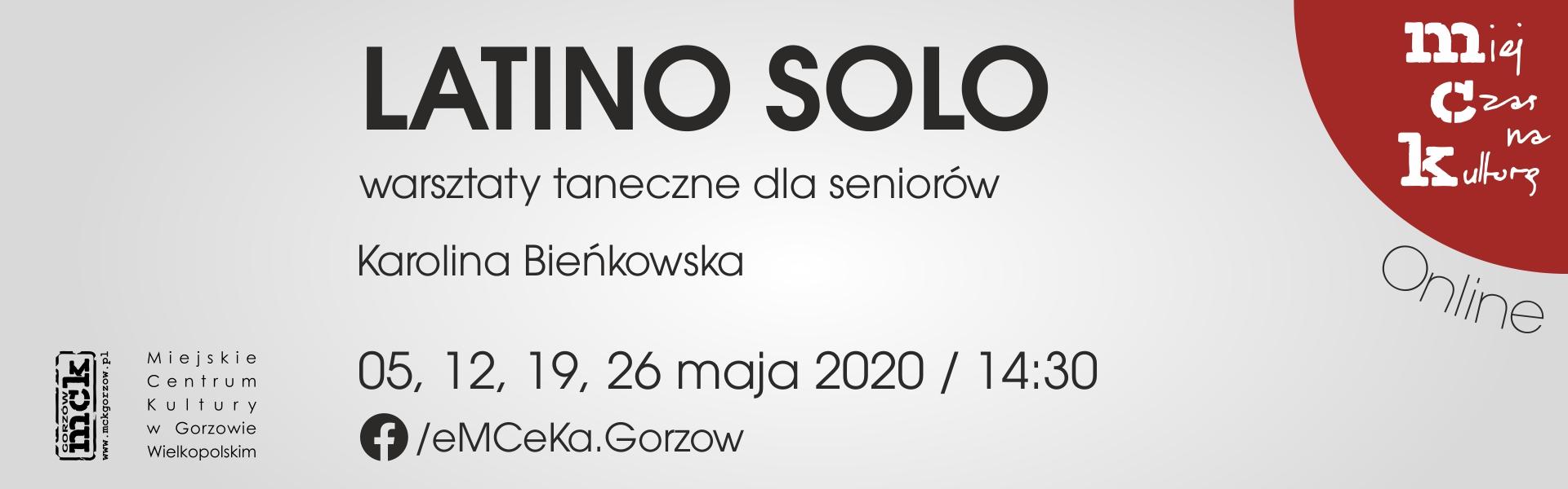 Warsztaty Latno Solo
