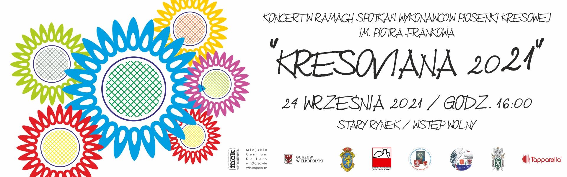 Baner Kresoviana 2021