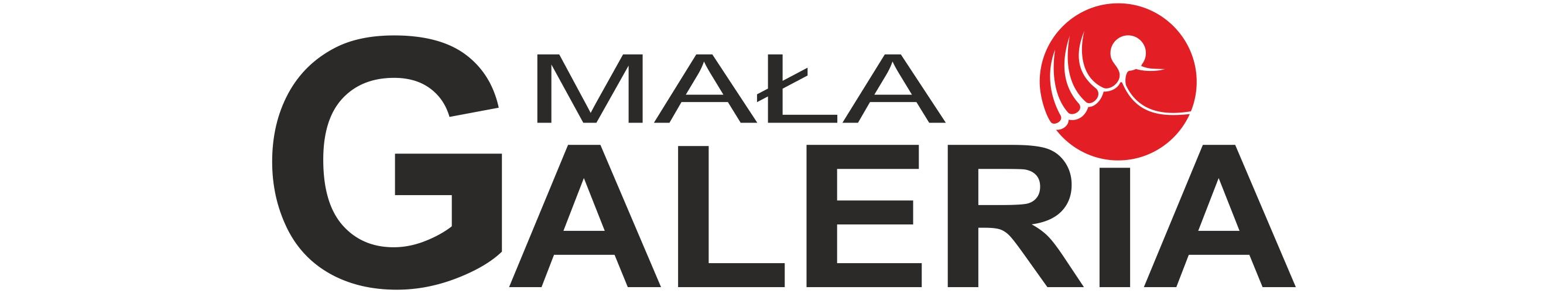 logo Małej Galerii