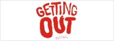 Logo Getting Out Festiwal