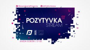 Grafika wpisu Pozytyvka'st Stream – Morfeusz