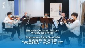 """Grafika wpisu Koncert z MCK online – """"Wiosna – ach to ty"""""""