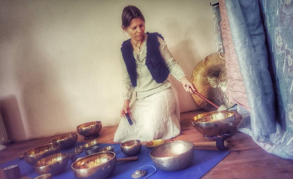 Grafika wydarzenia Medycyna dźwięku – gongi i misy tybetańskie