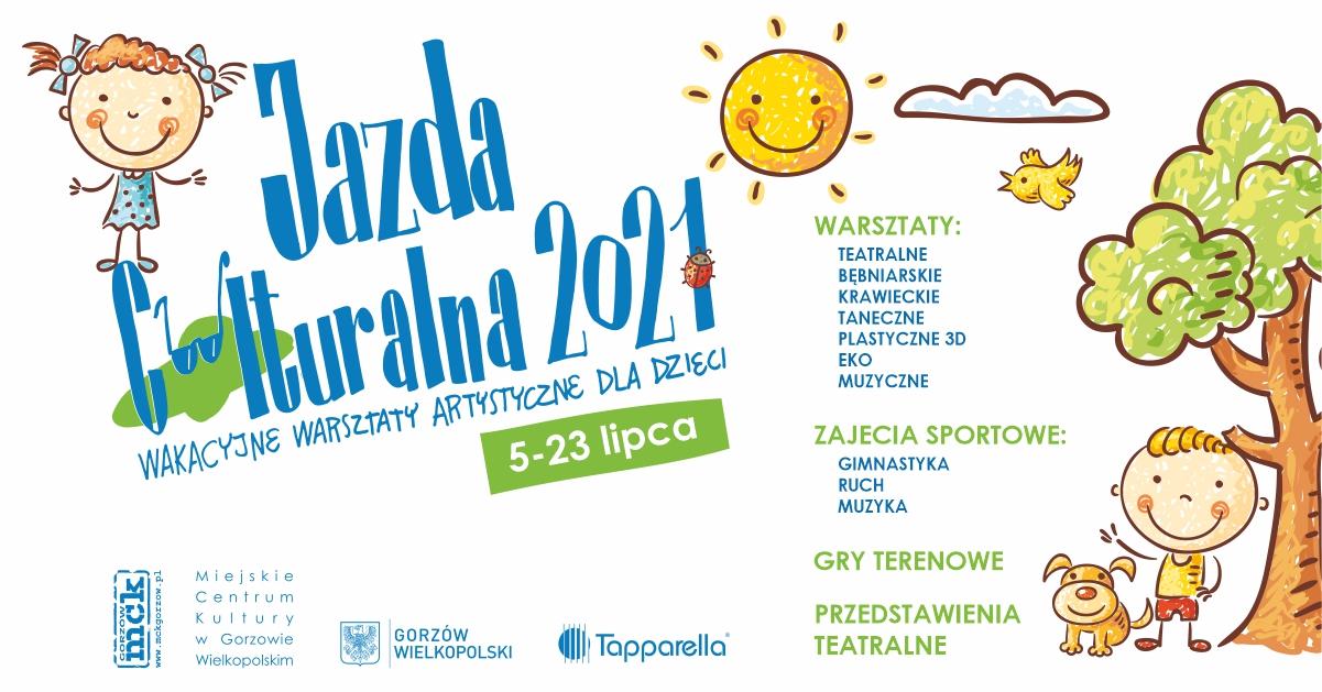 Grafika wydarzenia Jazda Coollturalna 2021