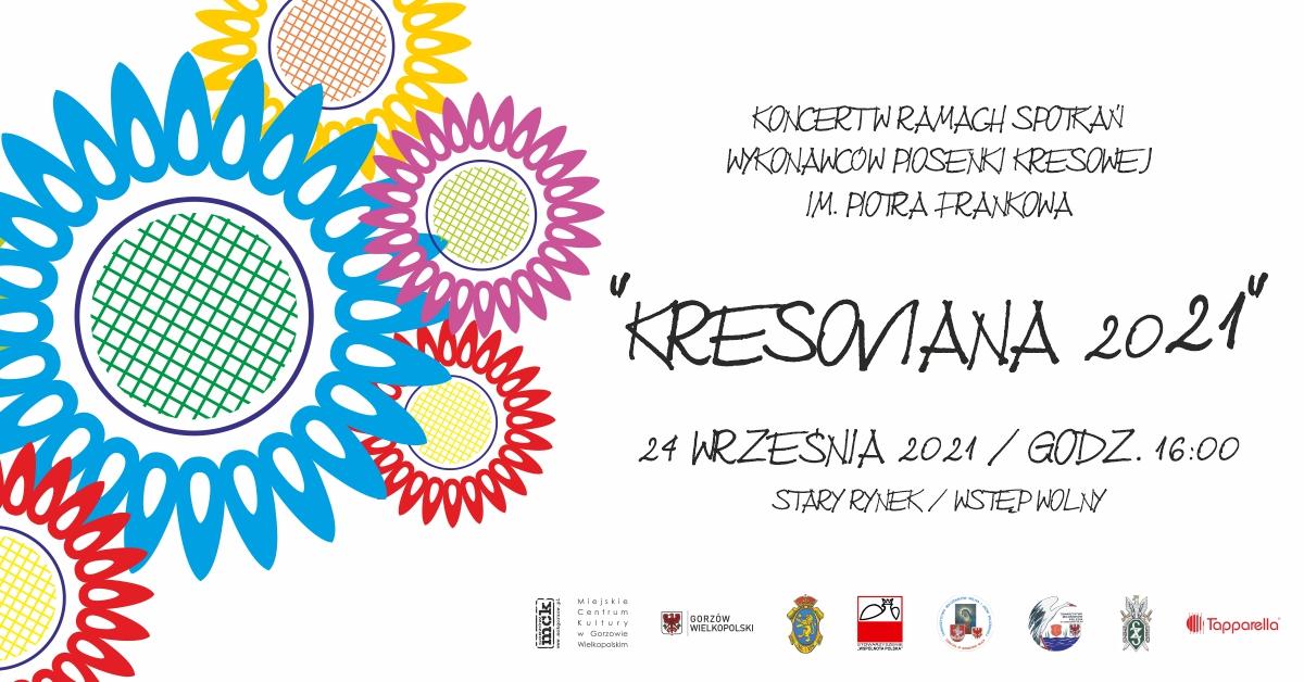Grafika wydarzenia Kresoviana 2021