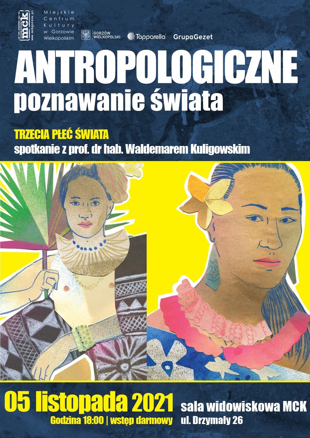 Grafika wydarzenia Antropologiczne poznawanie świata – Trzecia płeć świata